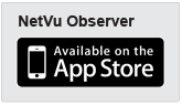 NetVu ObserVer available at the App Store